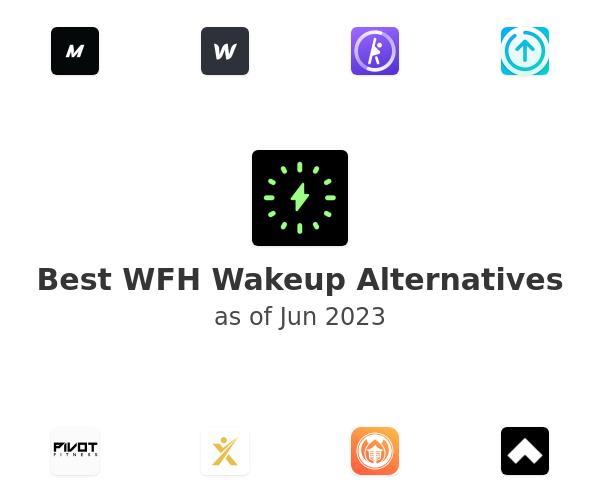 Best WFH Wakeup Alternatives