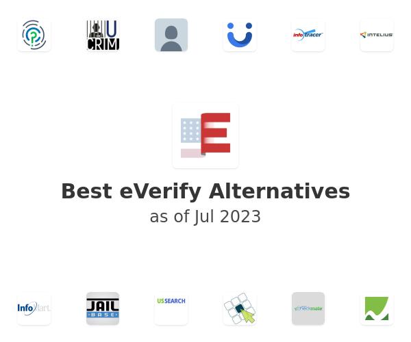 Best eVerify Alternatives