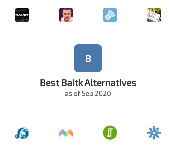 Best Baitk Alternatives