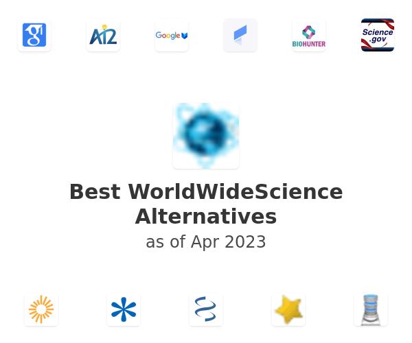 Best WorldWideScience Alternatives