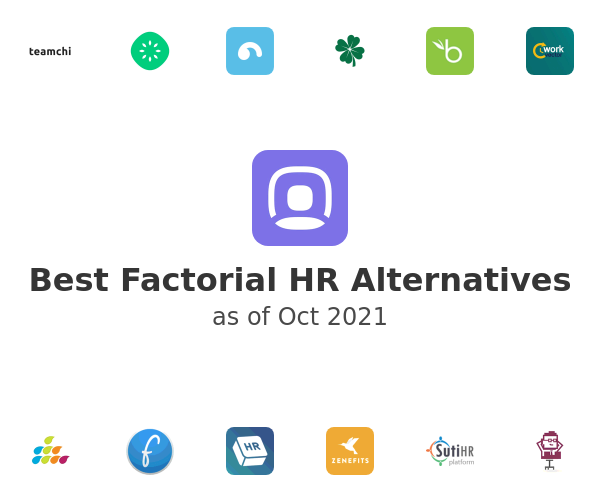 Best Factorial HR Alternatives