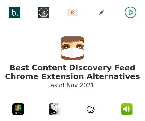 Best Content Discovery Feed Chrome Extension Alternatives