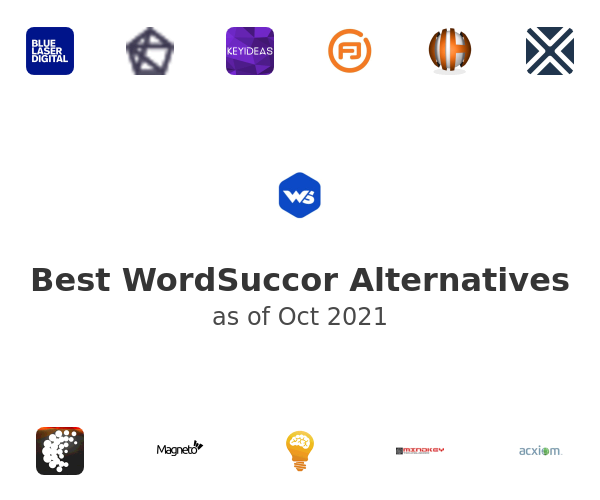 Best WordSuccor Alternatives