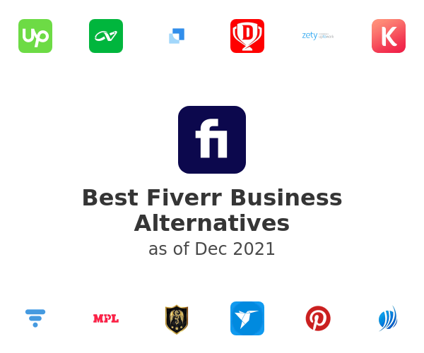 Best Fiverr Business Alternatives