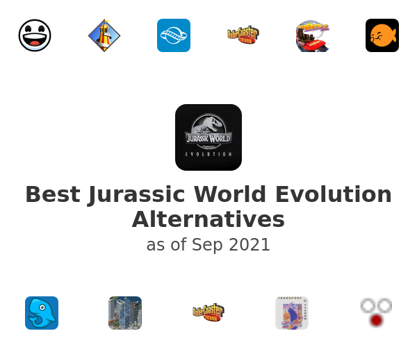 Best Jurassic World Evolution Alternatives