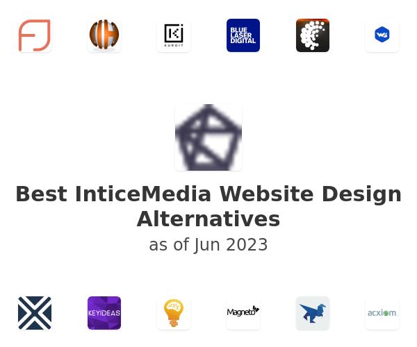Best InticeMedia Website Design Alternatives