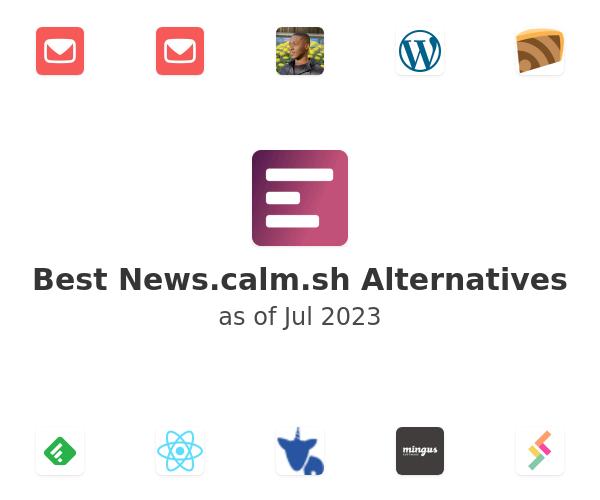 Best News.calm.sh Alternatives
