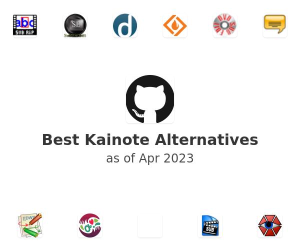 Best Kainote Alternatives