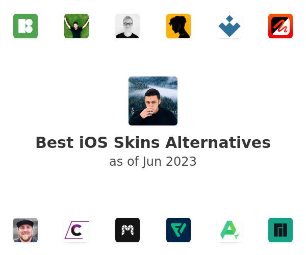 Best iOS Skins Alternatives