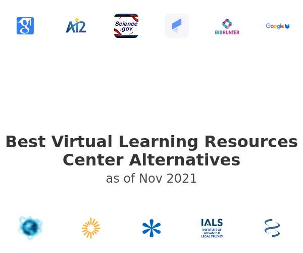 Best Virtual Learning Resources Center Alternatives