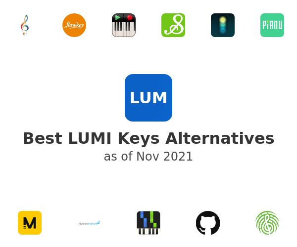 Best LUMI Keys Alternatives