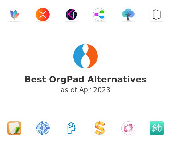 Best OrgPad Alternatives
