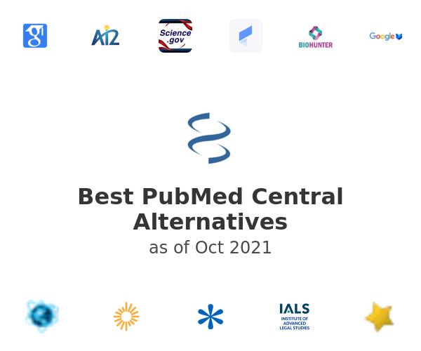 Best PubMed Central Alternatives