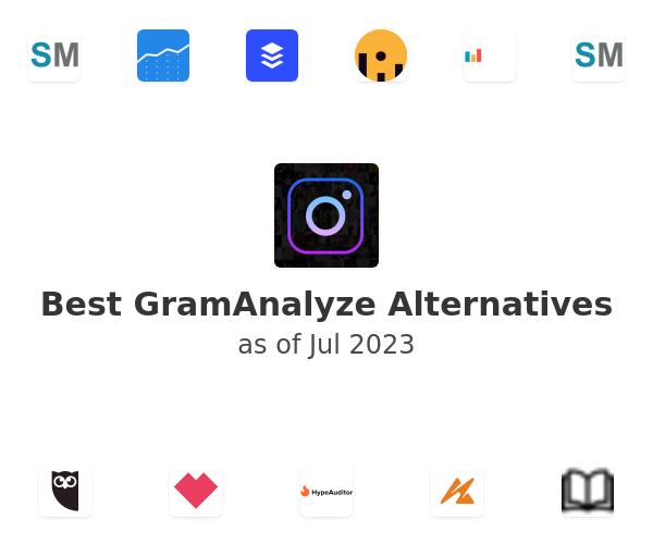 Best GramAnalyze Alternatives