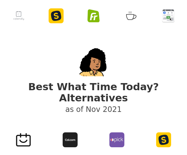 Best What Time Today? Alternatives