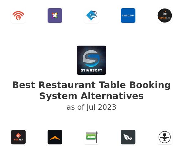 Best Restaurant Table Booking System Alternatives