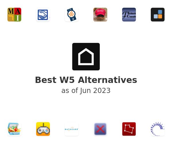 Best W5 Alternatives