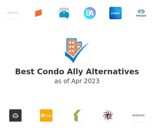 Best Condo Ally Alternatives