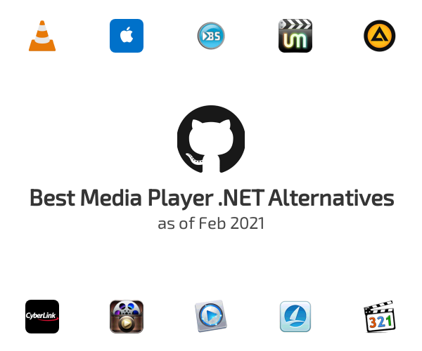 Best Media Player .NET Alternatives