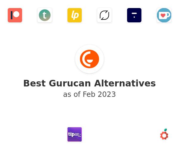 Best Gurucan Alternatives
