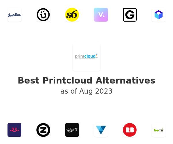 Best Printcloud Alternatives