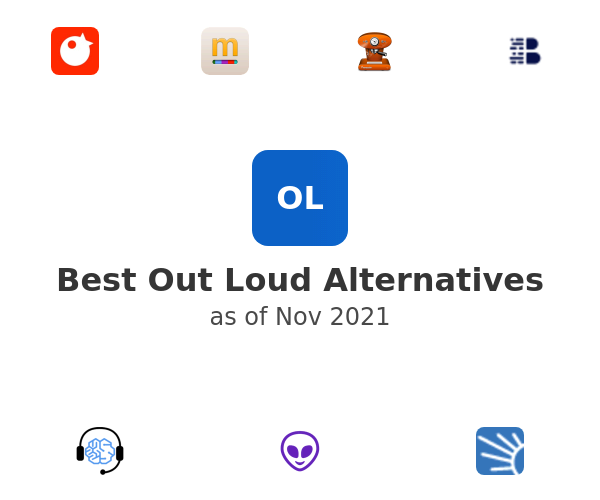 Best Out Loud Alternatives