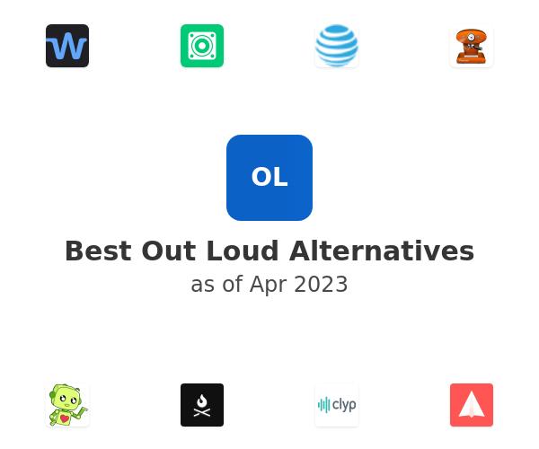 Best Out Loud Alternatives