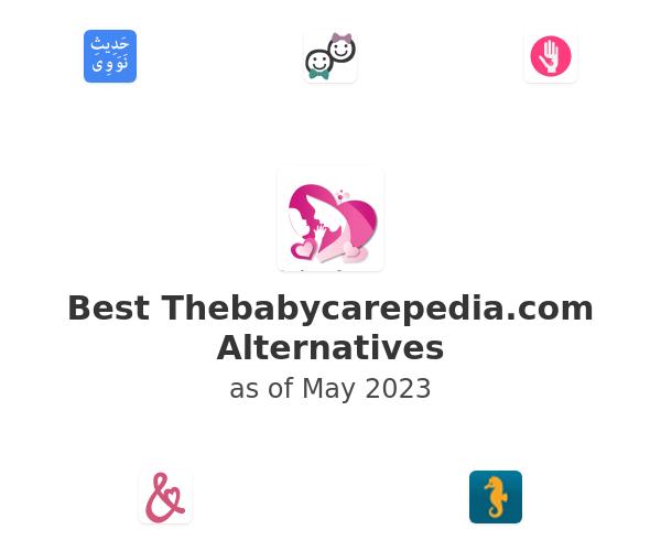 Best babycarepedia Alternatives