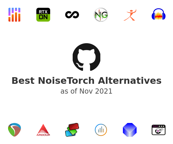 Best NoiseTorch Alternatives