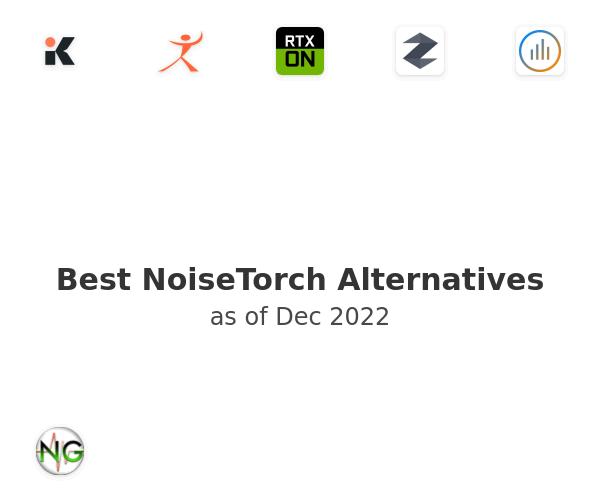 Best NoiseTorch Alternatives