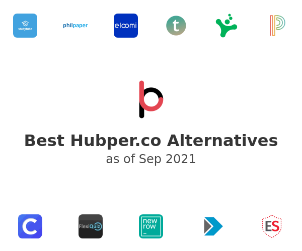 Best Hubper.co Alternatives