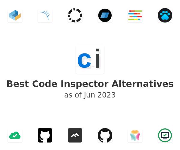 Best Code Inspector Alternatives