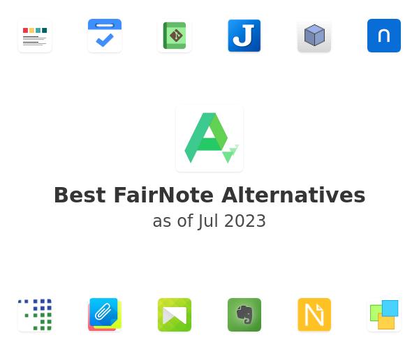 Best FairNote Alternatives