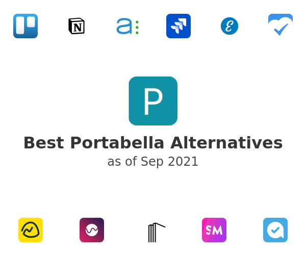 Best Portabella Alternatives