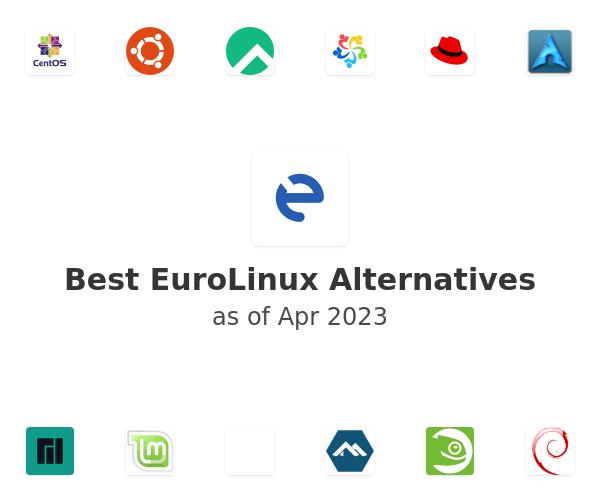 Best EuroLinux Alternatives