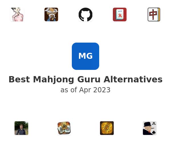 Best Mahjong Guru Alternatives