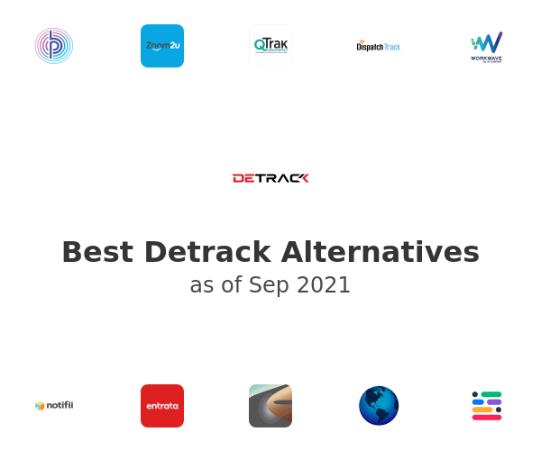 Best Detrack Alternatives