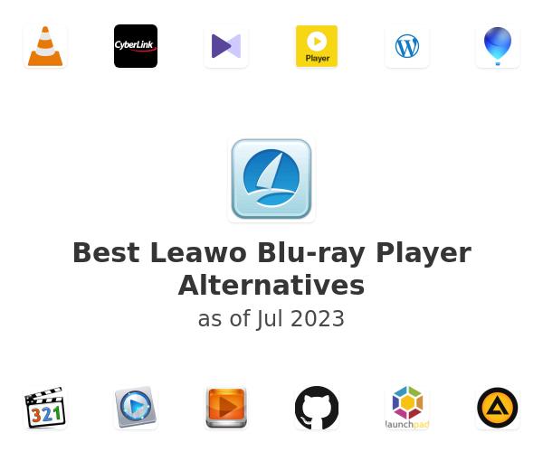 Best Leawo Blu-ray Player Alternatives