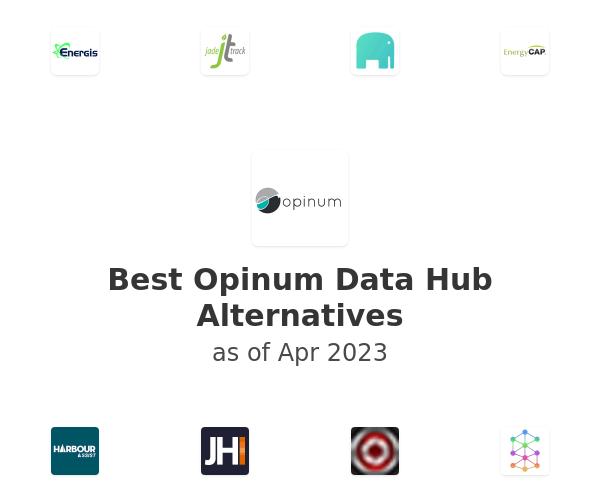 Best Opinum Data Hub Alternatives