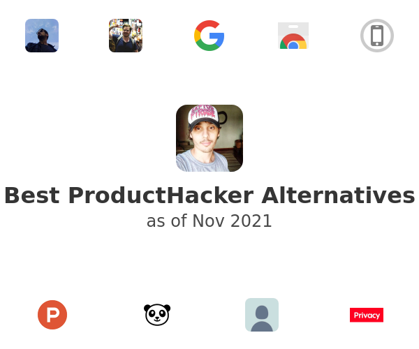 Best ProductHacker Alternatives