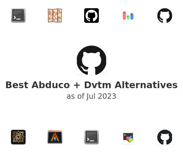 Best Abduco + Dvtm Alternatives