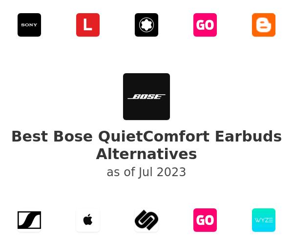 Best Bose QuietComfort Earbuds Alternatives