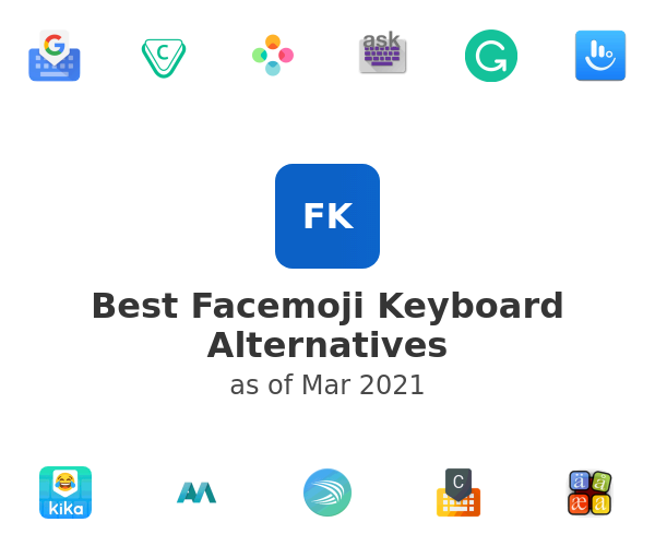 Best Facemoji Keyboard Alternatives