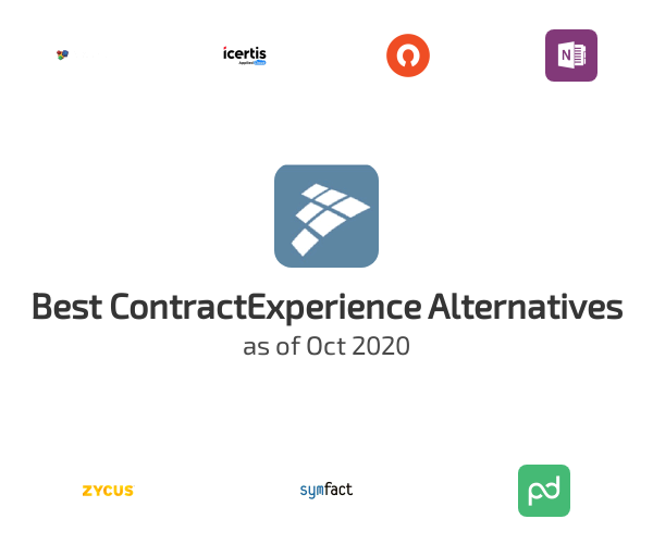 Best ContractExperience Alternatives