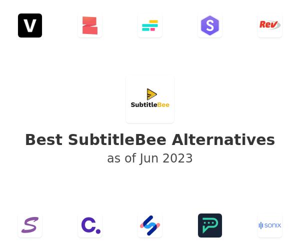Best SubtitleBee Alternatives
