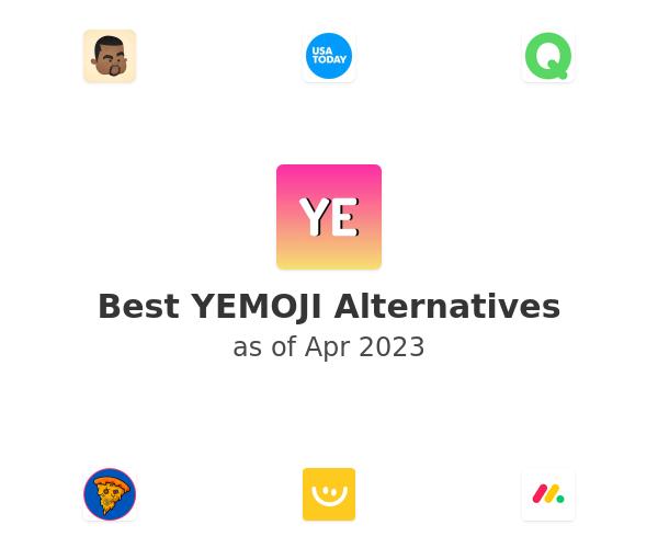 Best YEMOJI Alternatives
