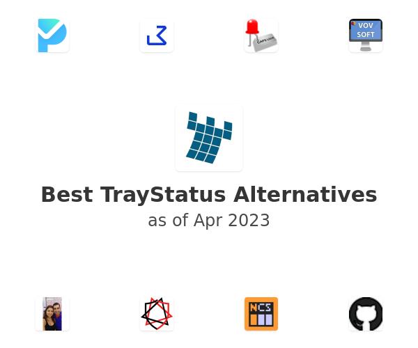 Best TrayStatus Alternatives