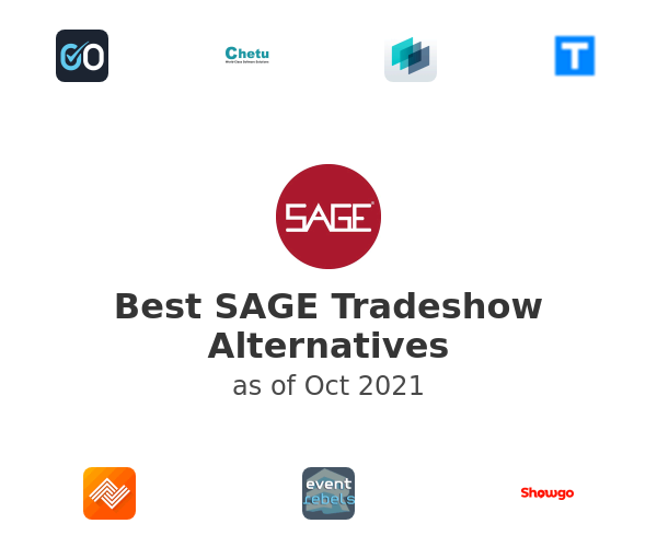 Best SAGE Tradeshow Alternatives
