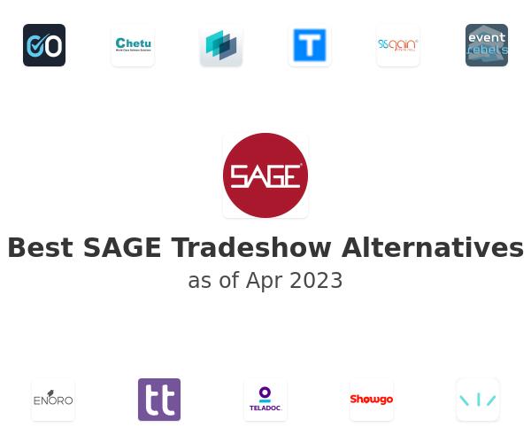 Best SAGE Tradeshow Alternatives