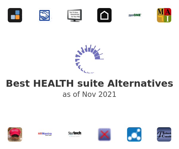 Best HEALTH suite Alternatives